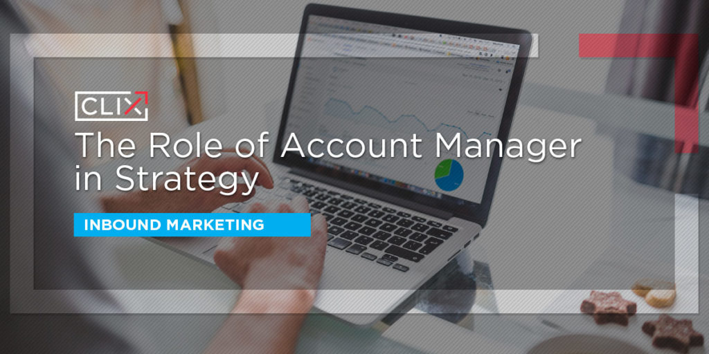 account manager strategy role